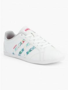 adidas neo blanche fleur une vente de liquidation de prix