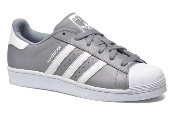 adidas original grise une vente de liquidation de prix bas