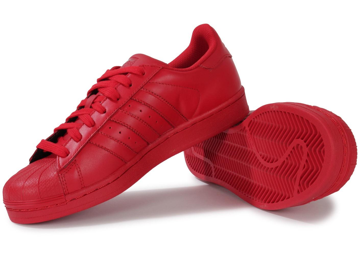 adidas superstar toe adidas superstar daim rouge achat