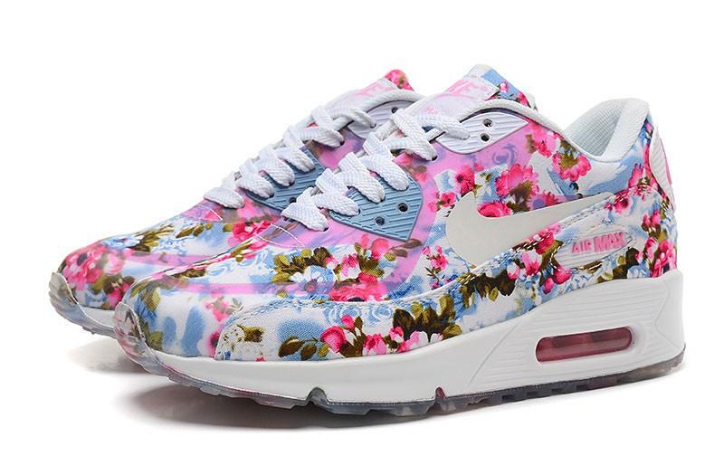 air max 90 fleur