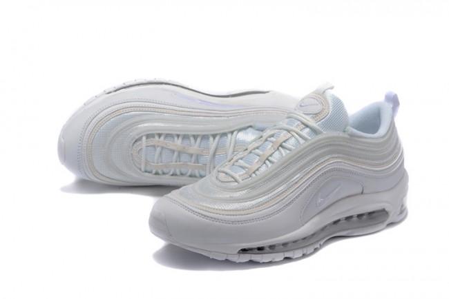 air max 97 femme blanche courir