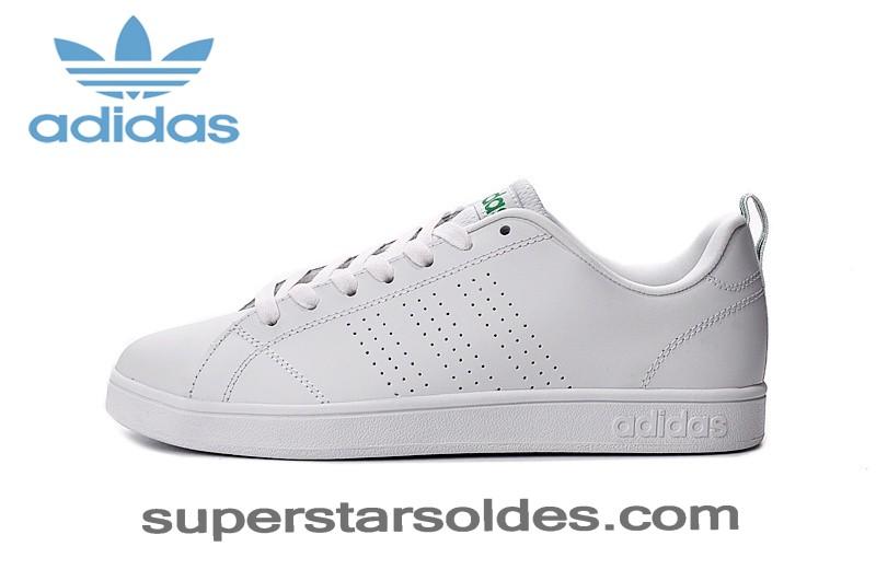Adidas Neo Cloudfoam Neolina vert, baskets mode femme
